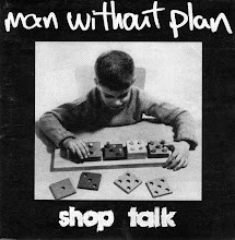 "Man Without Plan - ""Shop Talk"" CD"