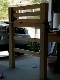 Loft Bed Headboard