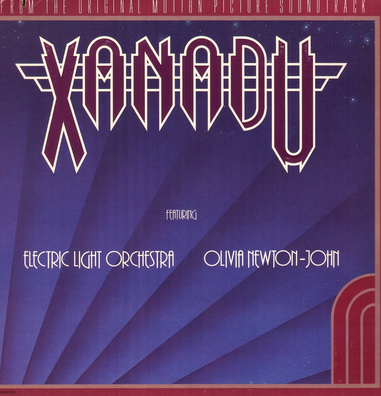 xanadu soundtrack - photo #15