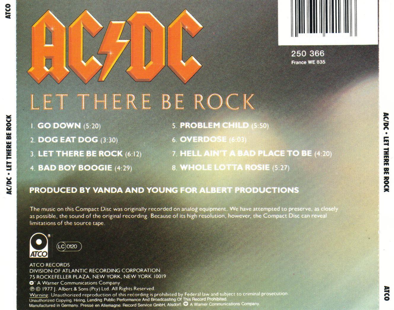 [Megapost][Imagenes] AC/DC Albumes, Singles & DVDs