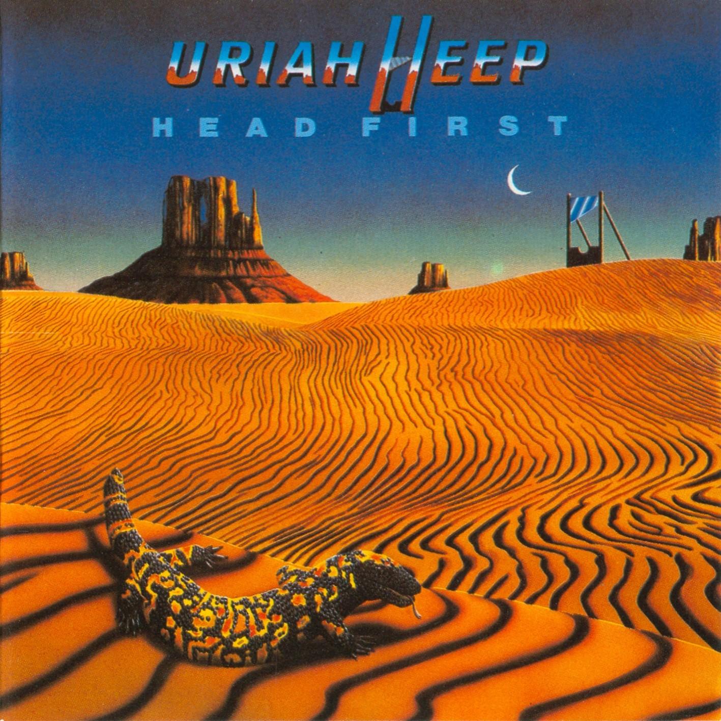 Musicotherapia  Uriah Heep