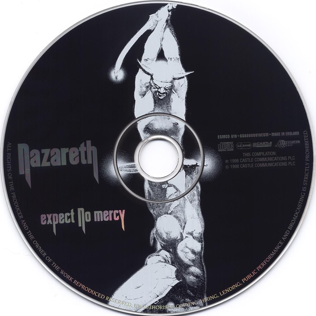 Musicotherapia: Nazareth - Expect No Mercy (