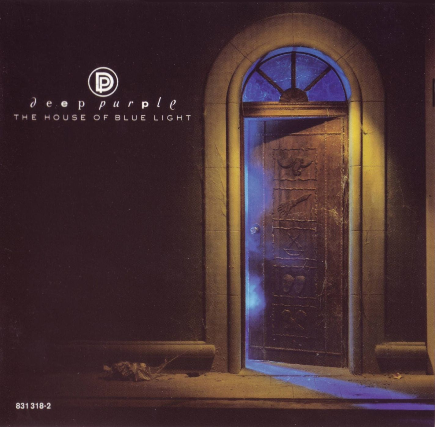 Musicotherapia Deep Purple The House Of Blue Light 1987
