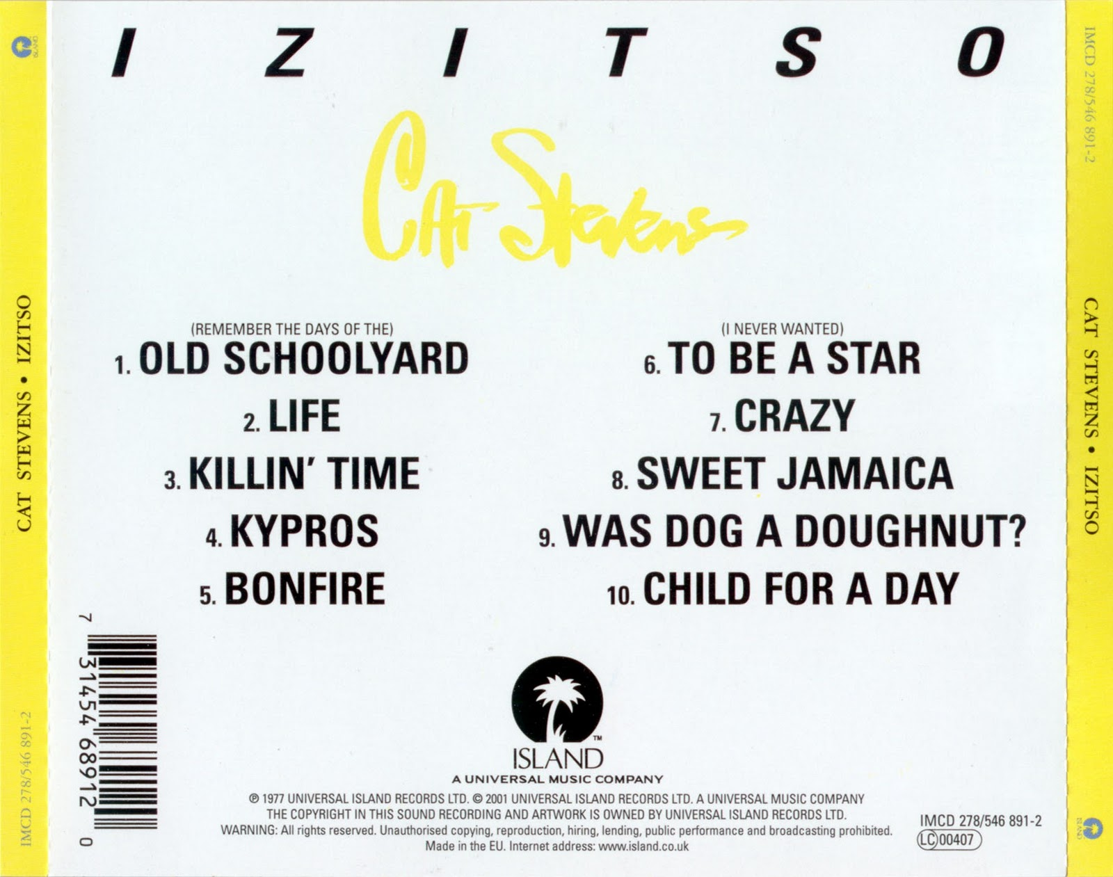 Cat stevens was dog a doughnut discogs - Siacoin price 2020