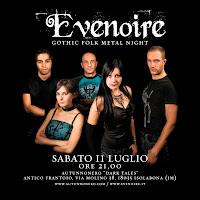 Evenoire_Gothic_Metal_Foto