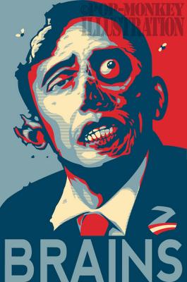 Obama_Zombie_T-Shirt_maglietta_image_immagine