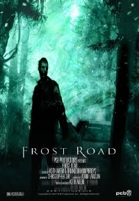 Frost Road Pandemic Horror movie poster locandina image immagine foto picture
