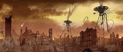 Se cumplen 81 años del día que la gente pensó que les invadían los marcianos