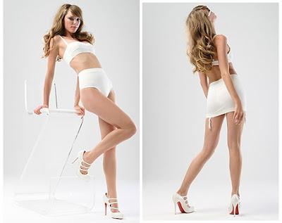 stretch lingerie
