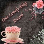 Award from Bonjour Madame
