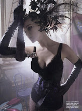 Carine Gilson corset