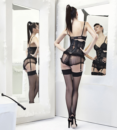Gaultier for La Perla Capsule Collection