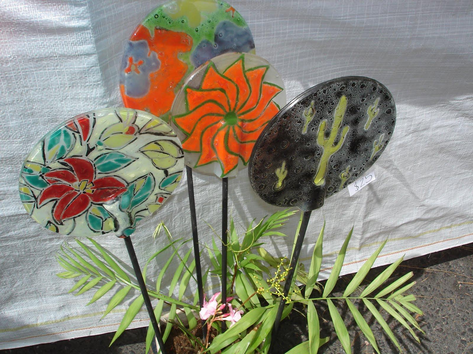 Lineas Y Curvas Tutores Para Plantas Y Jardines