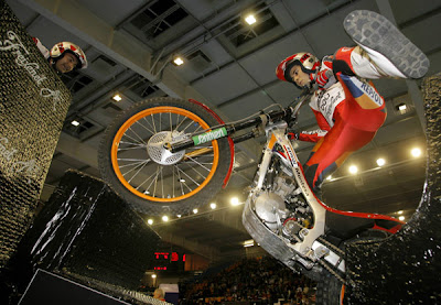 Toni Bou - World Indoor Trial Championship 2007