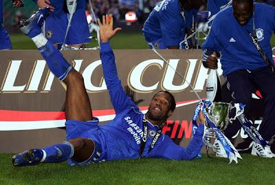 Didier Drogba - Chelsea vs Arsenal
