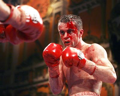 John Simpson vs Derry Matthews - WBU Featherweight Title Match