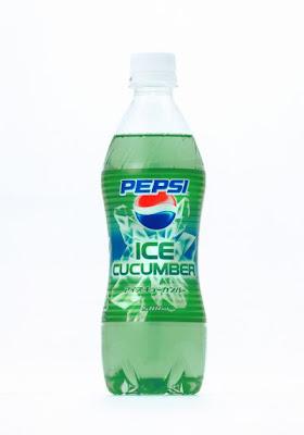 Pepsi Ice Cucumber