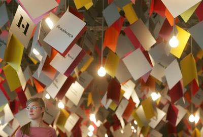 Book fair in Frankfurt