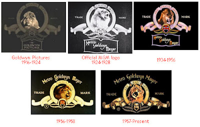 MGM - Evolution of Logos & Brand