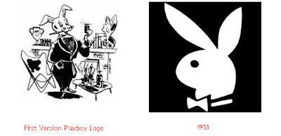 Playboy - Evolution of Logos & Brand