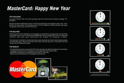MasterCard ads