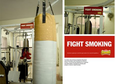Anti-Smoking Ads