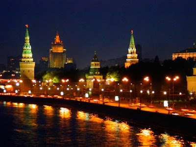 Travel - Most expensive cities in the world - Moscow, Russia