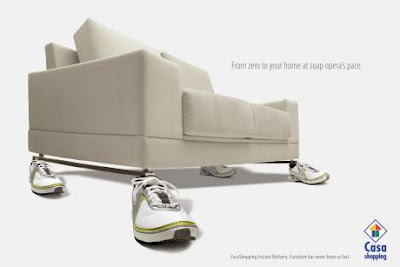 Furniture shopping ads