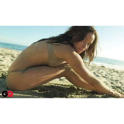 Olivia Wilde for GQ