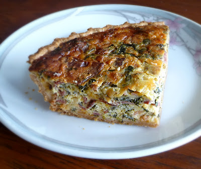 Family food and fun amazing quiche for The best quiche ever