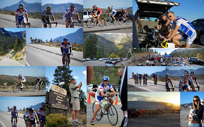 2009 Mount Charleston Hill Climb Collage