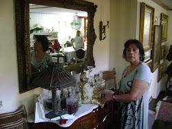 Sábado de almoço casa Odette