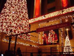 Natal bem decorado