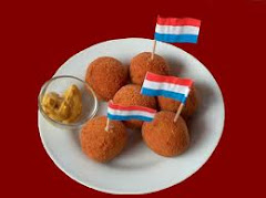 A Dutch Snack: bitterballen