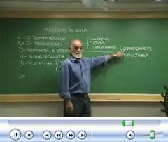 Web classes com o Educador DeRose: 3ª feira, 21h30