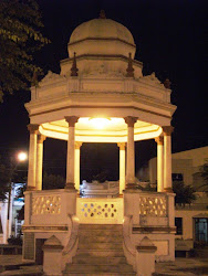 Coreto da Praça da matriz