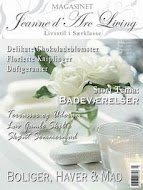 Jeanne Darc bladene kan du købe i butikken