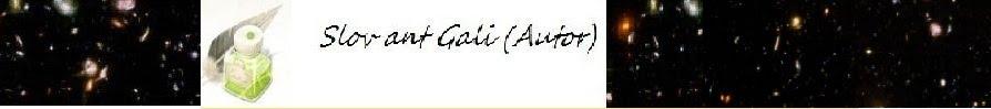 Slov ant Gali (Schriftsteller) SF und Lyrik