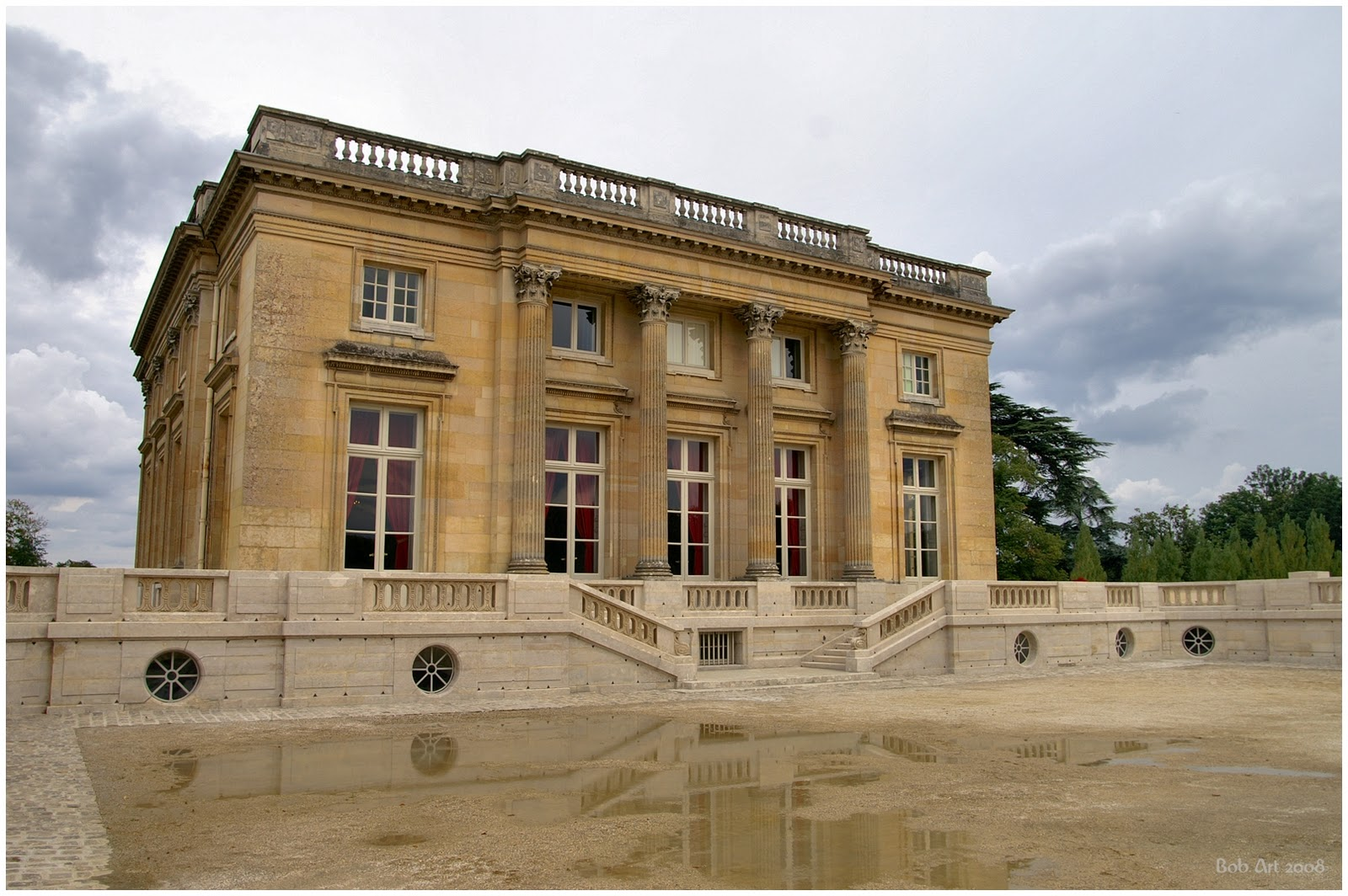 Premier architecte du roi for Architecte versailles