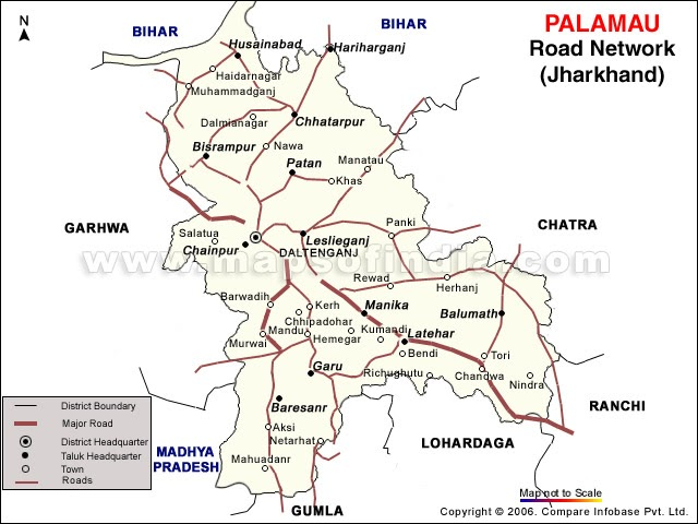 Environment And Geology Why Palamau District In Jharkhand State - Groundwater prospect map of egypt's qena valley