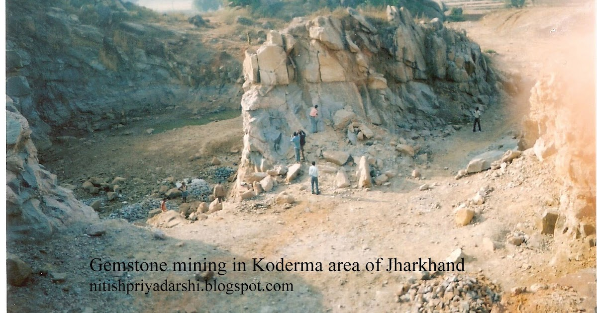 Environment And Geology Jharkhand State Of India Can Be