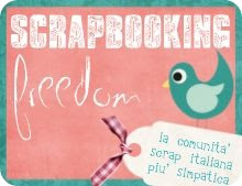 scrapbooking freedom