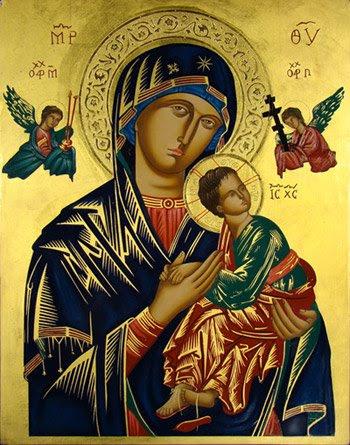 Ícone de Nossa Senhora