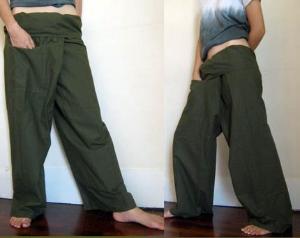 Thai Fisherman's Pants Pattern! - mothering |