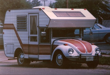 Dude Craft: The VW Camper