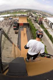 la mega ramp