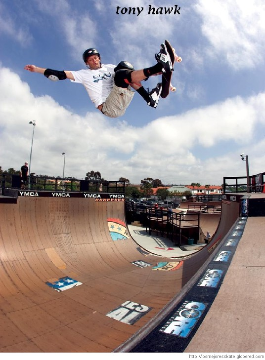 tony hawk
