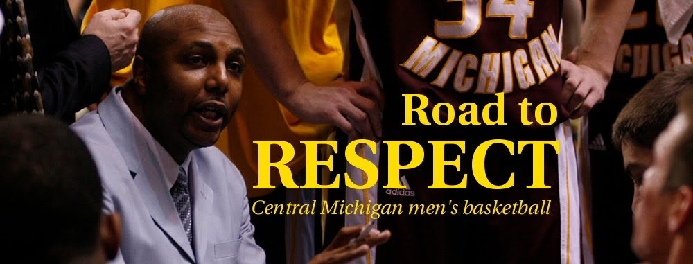 Road to Respect - Central Michigan men's basketball