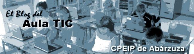 Blog del Aula TIC del CPEIP de Abárzuza
