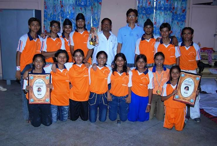 5th Seniour National Jump Rope Championship (Amritsar)